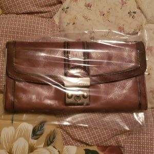 Like New Long Live Vintage Fossil Wallet